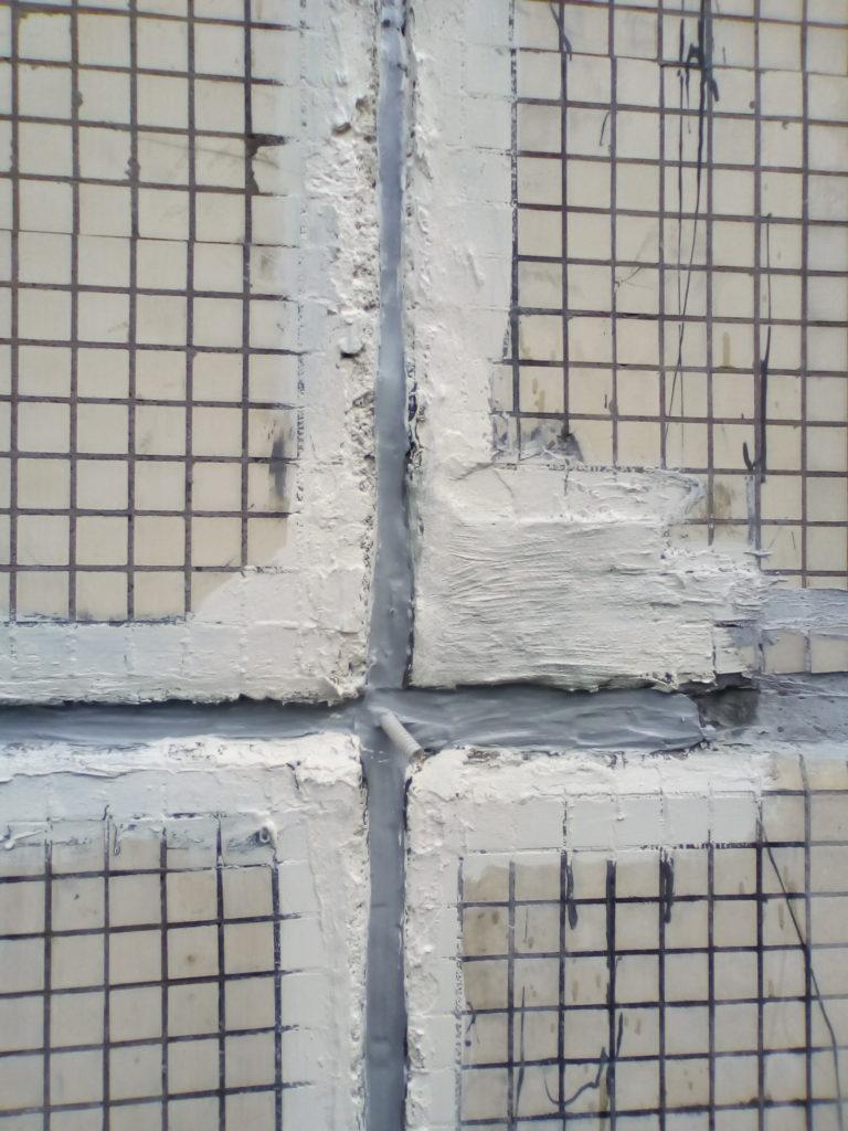 Реставрация старых плит
