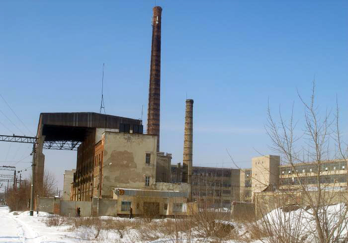 старый завод фото