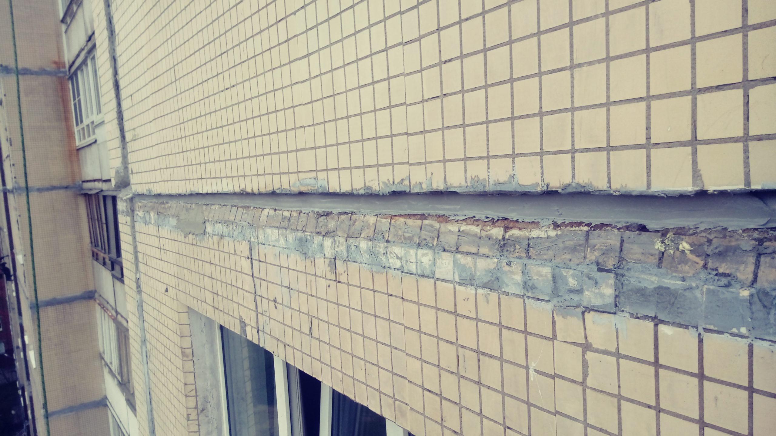 Виды и этапы ремонта при протечках панельного фасада фото
