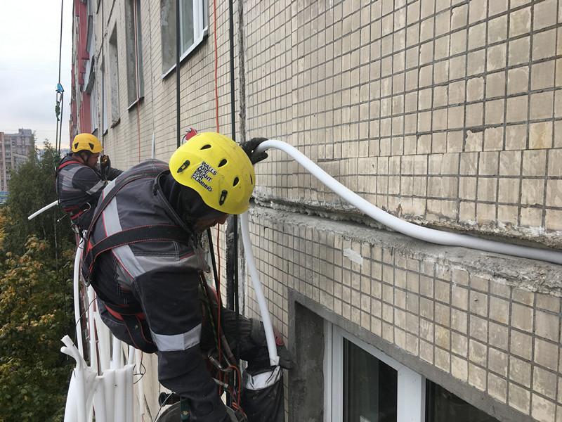 строй МД ремонт фасада