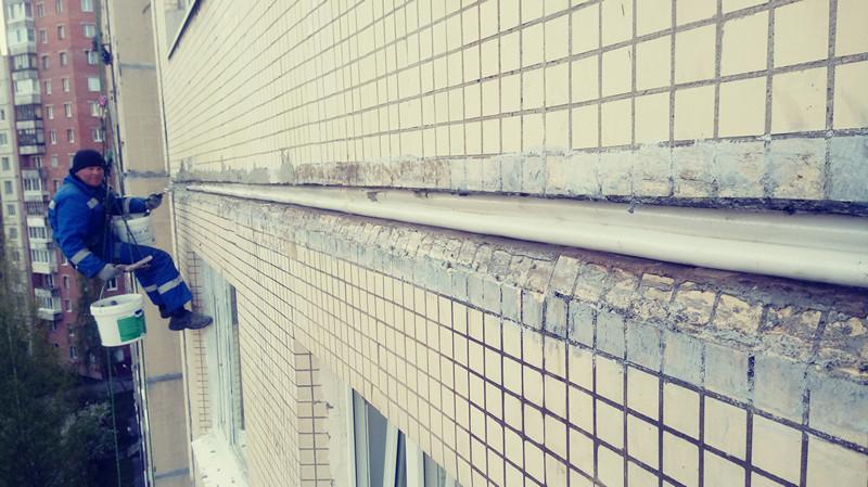 строй мд ремонт фасада фото