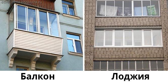 балкон и лоджия фото